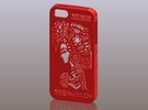 iPhone5_The Chinese Style--Traditional Opera 01 in Red Strong & Flexible Polished
