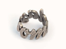 Someday Ring (various sizes) in Raw Brass