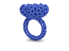 CORAL#02 Size 7 (17.35 mm) in Blue Strong & Flexible Polished