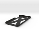 iPhone 6s HiLO X Case  in Black Strong & Flexible