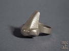 Amazing Zheng3 Nose Ring, Size 7 in White Strong & Flexible