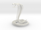 Cobra Skeleton in White Strong & Flexible