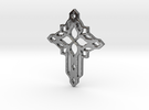 cross in Premium Silver