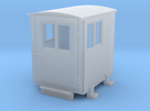 Southern Ry. Doghouse for Large Tenders - O scale in Frosted Ultra Detail