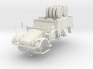 German WW2 Krupp Protze in 1:18 Scale in White Strong & Flexible