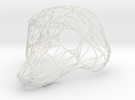 Fursuithead version 21 - reduced mesh in White Strong & Flexible