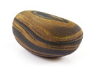 "Mormon Seer Stone (no ""moron"" text) in Full Color Sandstone"