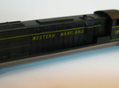 N scale Baldwin DRS 4-4-1500 in Frosted Ultra Detail