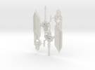 Astro Sword 2 Pack Small in White Strong & Flexible