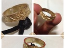 Ring of Mara Ring Size 6 in Raw Brass