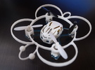 Syncro Estes Proto X Nano Quadcopter Parts Protect in White Strong & Flexible