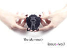 The Mammoth Mini Faux Taxidermy in Black Strong & Flexible