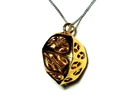 Goldmine Pendant in 14k Gold Plated