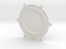 Cleanroom Inlet Fan Endcap 1 of 2 in White Strong & Flexible