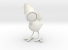 spyglass bird in White Strong & Flexible
