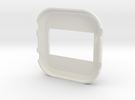CWA2 r1 Watch top in White Strong & Flexible