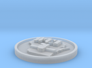 WCI Button for FUD in Frosted Ultra Detail
