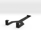 Cisco SX20 Codec wall mount  4th revision in Black Strong & Flexible