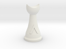 Warlord for Spartan Chess&#153  in White Strong & Flexible