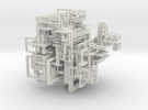Square torus packing in White Strong & Flexible