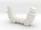 L Joint in White Strong & Flexible