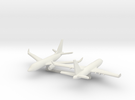 1/700 Boeing 737-700 in White Strong & Flexible