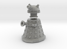 dalek in Metallic Plastic