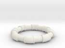 2  ell 45 in White Strong & Flexible