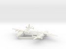1/700 Shaanxi Y8 600 ASW in White Strong & Flexible