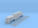 NE3303 N scale E33 loco - Virginian / N&W in Frosted Ultra Detail