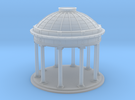 N Scale (1:160) Bandstand without railing/stairs in Frosted Ultra Detail