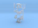 Krampus bundle for Minimates part 1 in Frosted Ultra Detail