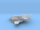 Space ship 02 in Frosted Ultra Detail