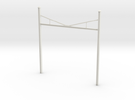 Catenary Pole Economy Size in White Strong & Flexible