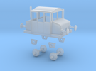 TT Scale Skifte Tractor  in Frosted Ultra Detail