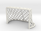 Hockey Net 6 inch in White Strong & Flexible