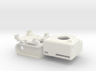 Sony 600TVL Enclosure (PnT-mount) in White Strong & Flexible