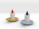 Zelda Fan Art: TLoZ: Candles in Full Color Sandstone