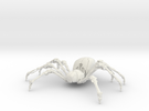 SpiderBot from Blender Master Class in White Strong & Flexible
