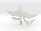Wind Skimmer - DPF1 - Solid in White Strong & Flexible