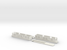 BLS Ae 8/8 271 - TT scale in White Strong & Flexible