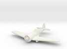 1/200 Curtiss-Wright CW21 in White Strong & Flexible