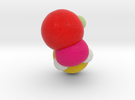 Difluoroethane NBO orbitals for gauche effect in Full Color Sandstone