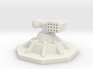 SRM Turret 6mm in White Strong & Flexible