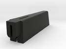 ESC Cover DJI 450 And 550 in Black Strong & Flexible