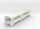 Mbxd2 Railcar - British TT scale 3mm/ft in White Strong & Flexible