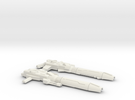 Ongoing Prime Blaster in White Strong & Flexible