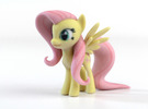 My Little Pony - Fluttershy (�65mm tall) in Full Color Sandstone