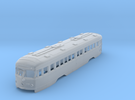 N Scale Double-End PCC Illinois Terminal Trolley B in Frosted Ultra Detail