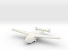 DFS-331 German Glider-Global War Scale-(Qty.1) in White Strong & Flexible